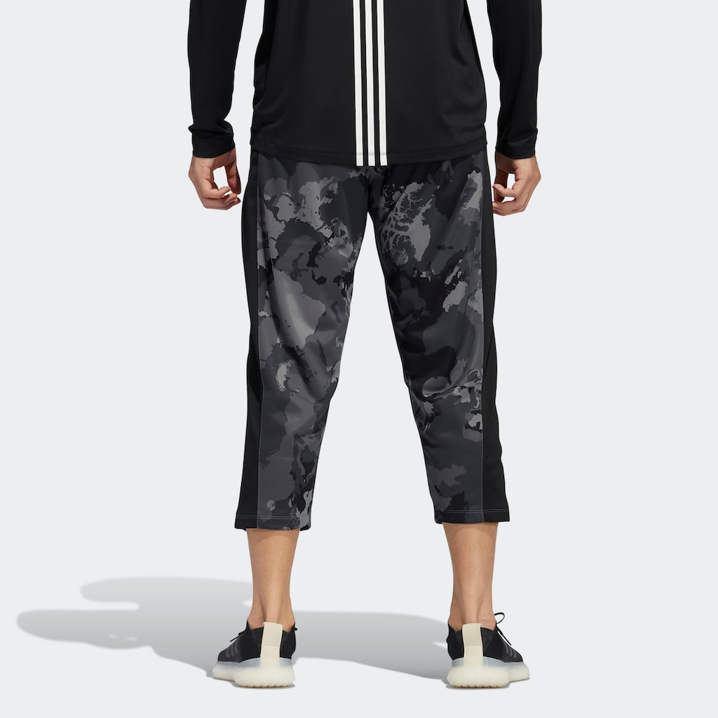 adidas Performance Trainingshose »CONTINENT CAMO CITY CROPPED«