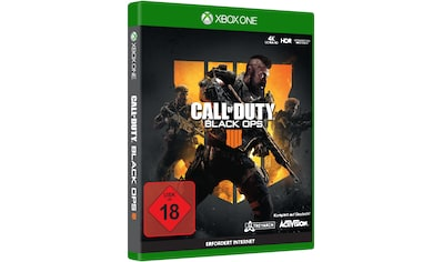 Activision Spiel »Call of Duty: Black Ops 4«, Xbox One kaufen