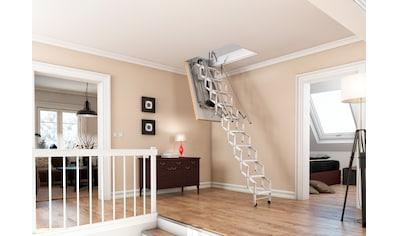 DOLLE Bodentreppe »elektro - top«, für Deckenöffnungen von 70x120 cm kaufen