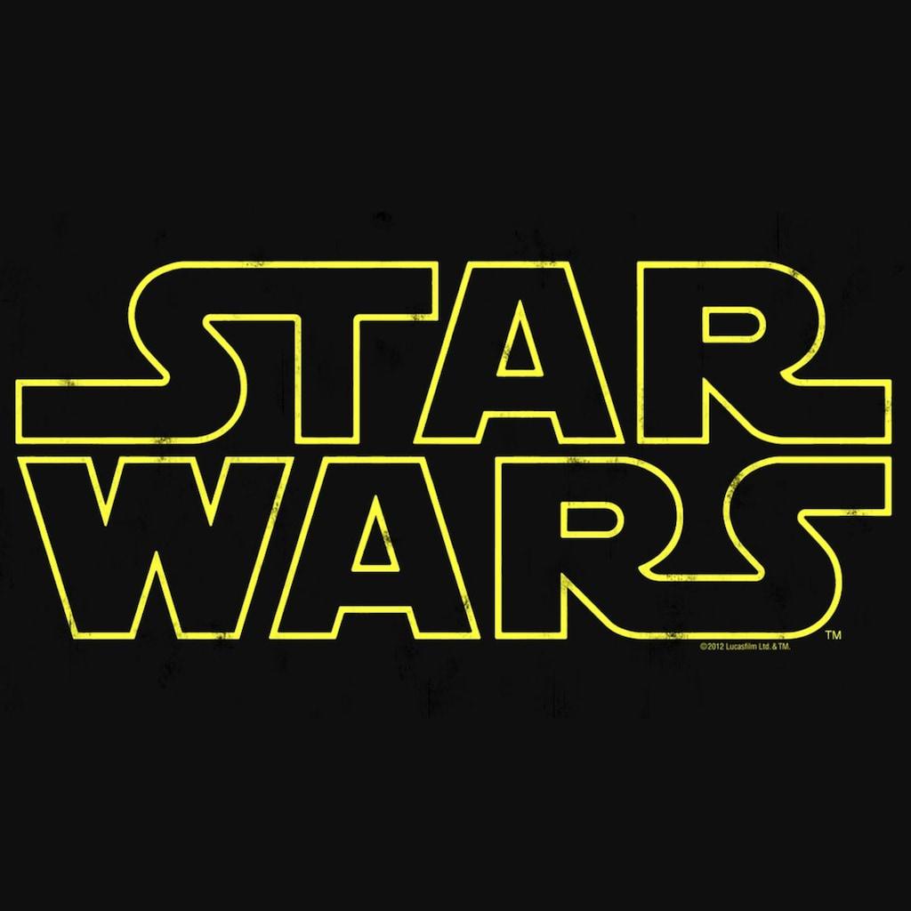 LOGOSHIRT T-Shirt mit tollem Star Wars-Print