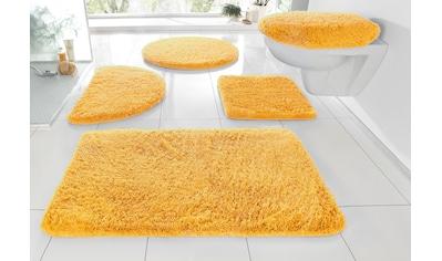 my home Badematte »Merida«, Höhe 32 mm, fußbodenheizungsgeeignet kaufen