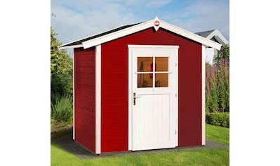 WEKA Gartenhaus »223 Gr.1«, BxT: 260x174 cm, inkl. Fußboden kaufen
