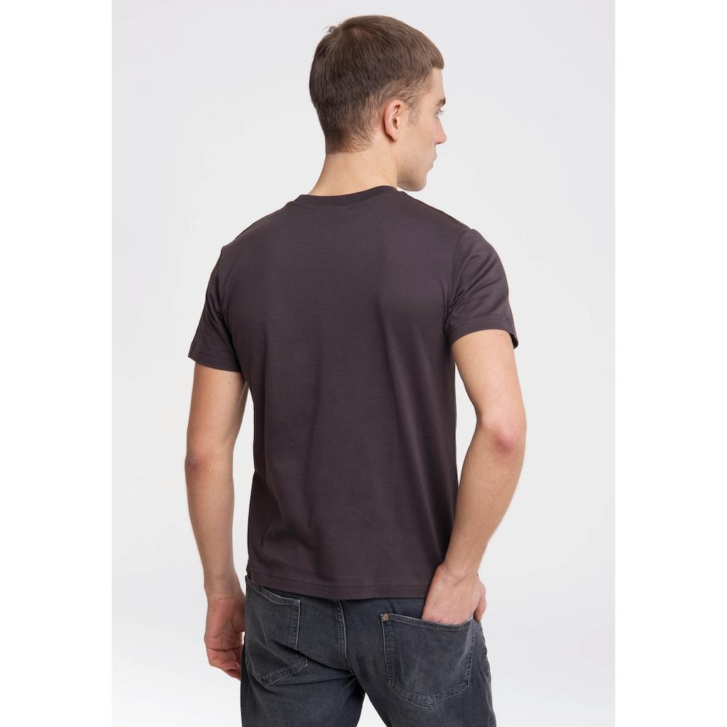 LOGOSHIRT T-Shirt, mit Alfred E. Neuman-Motiv