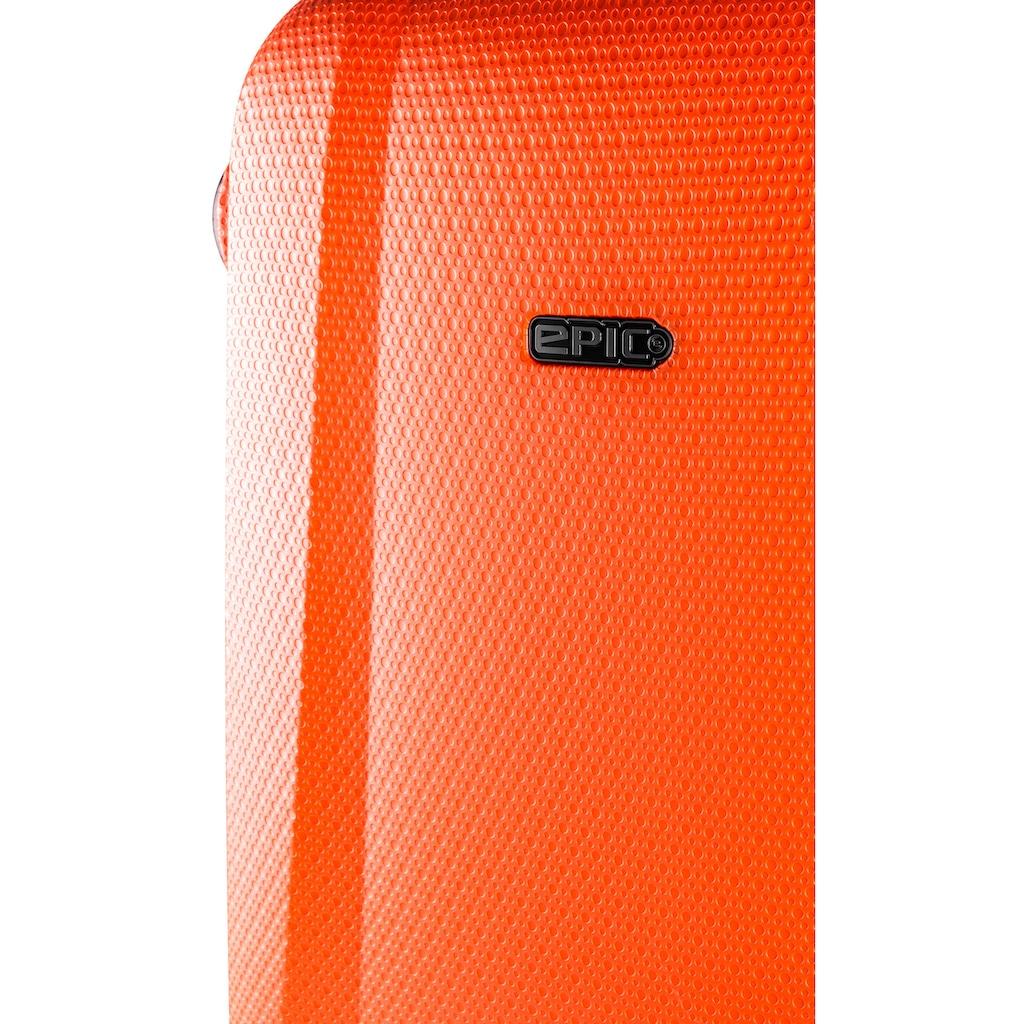 EPIC Hartschalen-Trolley »GTO 5.0, 73 cm«, 4 Rollen