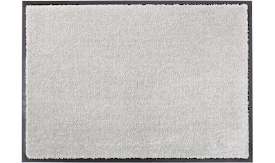 SCHÖNER WOHNEN-Kollektion Fußmatte »Miami Uni WM«, rechteckig, 7 mm Höhe,... kaufen
