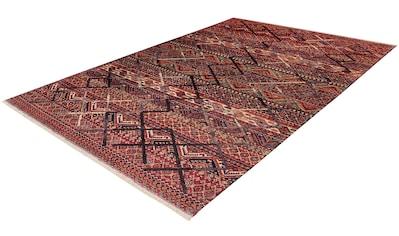 Obsession Teppich »My Ethno 265«, rechteckig, 6 mm Höhe, recycelte Materialien, mit... kaufen
