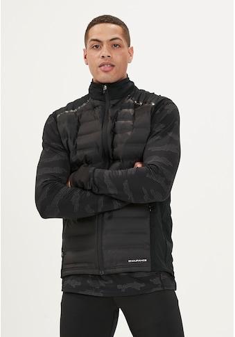 ENDURANCE Funktionsweste »MIDAN M Hybrid Vest«, mit wärmenden Steppeinsätzen kaufen