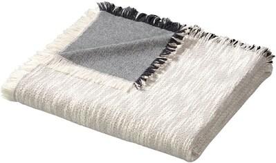 BIEDERLACK Bettüberwurf »Craftwork«, in raffinierter Weboptik kaufen