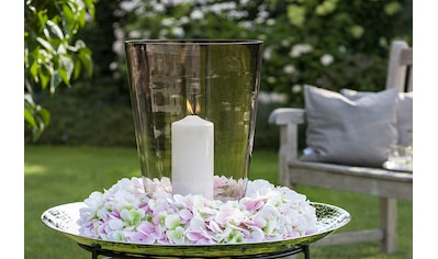 Fink Kunstkranz »HORTENSIE«, Blumenkranz, handgefertigt, in verschiedenen Größen... kaufen