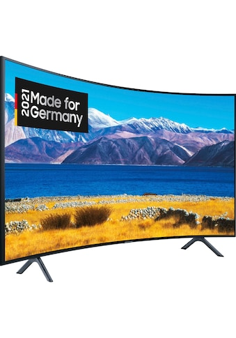 "Samsung Curved-LED-Fernseher »GU65TU8379U«, 163 cm/65 "", 4K Ultra HD, Smart-TV, HD+ integriert (6 Monate gratis) kaufen"