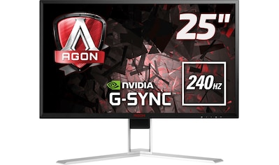 AOC »AG251FG« Gaming - Monitor (24,5 Zoll, 1920 x 1080 Pixel, Full HD, 1 ms Reaktionszeit, 240 Hz) kaufen