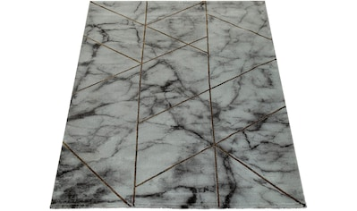 Teppich, »Kraft 524«, Paco Home, rechteckig, Höhe 17 mm, maschinell gewebt kaufen