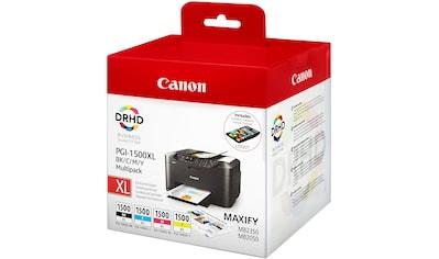 Canon »PGI - 1500XL Multipack« Tintenpatrone kaufen