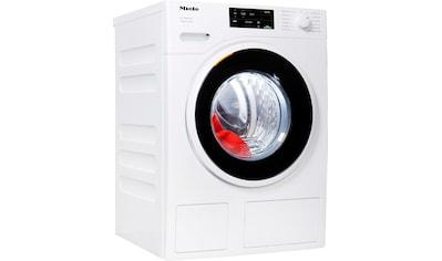Miele Waschmaschine »WSG663 WCS TDos«, WSG663 WCS TDos&9kg kaufen