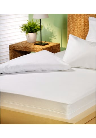 SETEX Matratzenschutzbezug »Protect & Care«, Hausstauballergiker geeignet kaufen