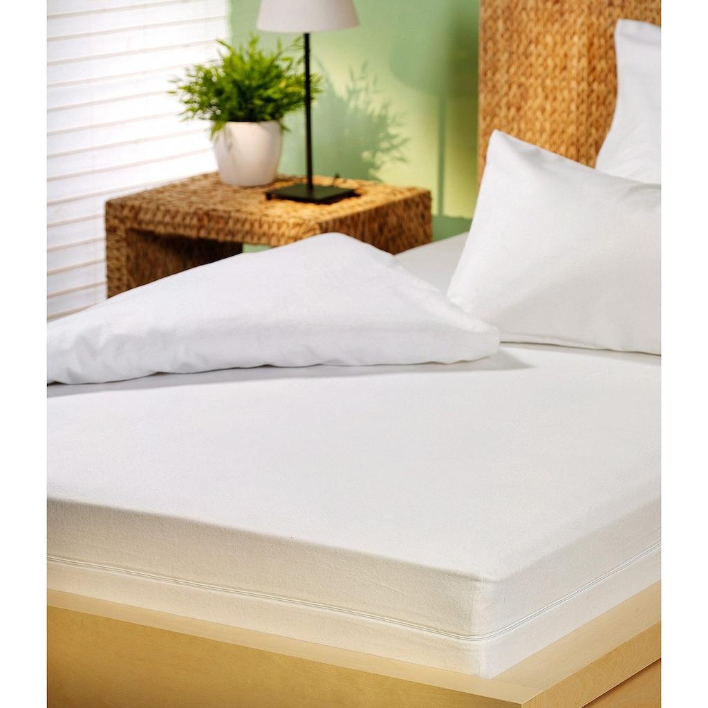 SETEX Matratzenschutzbezug »Protect & Care«, Hausstauballergiker geeignet