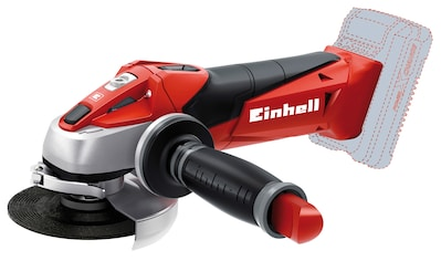 EINHELL Akku - Winkelschleifer »TE - AG 18 Li - Solo «, Power X - Change, 115 mm, 18 V, ohne Akku kaufen