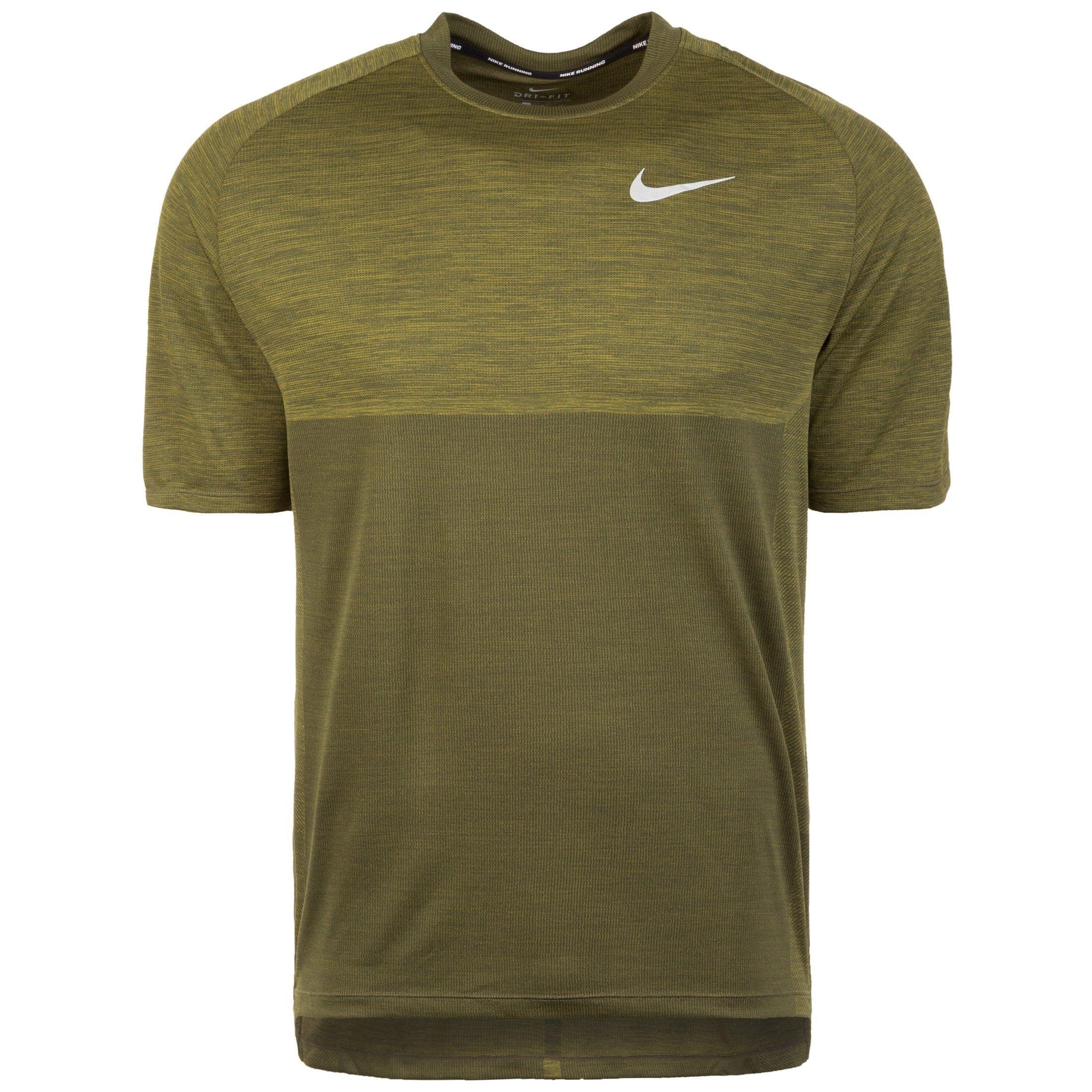 Nike Laufshirt Dry Medalist | Sportbekleidung > Sportshirts > Laufshirts | Nike
