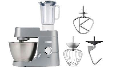 KENWOOD Küchenmaschine Chef KVC3110S, 1000 Watt, Schüssel 4,6 Liter kaufen
