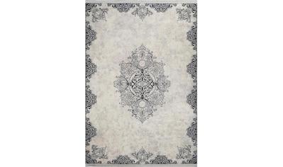RESITAL The Voice of Carpet Teppich »Sultan 001«, rechteckig, 9 mm Höhe, Flachgewebe... kaufen