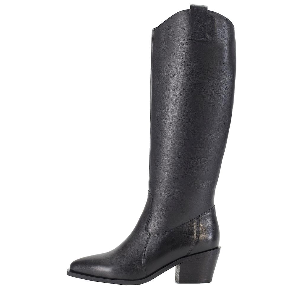 ekonika Stiefel »EKONIKA«, hergestellt aus echtem Leder