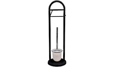 Ridder WC-Garnitur »Unique«, mit WC-Bürste und Toilettenpapierhalter kaufen