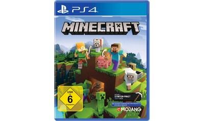 Minecraft Bedrock PlayStation 4 kaufen