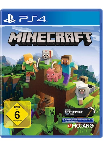 Minecraft Bedrock PlayStation 4 kaufen