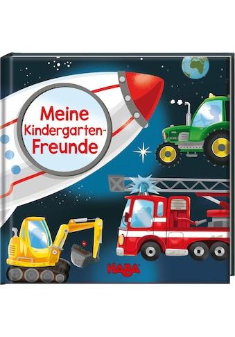 Haba Buch »Freundebuch Fahrzeuge – Meine Kindergarten-Freunde« kaufen