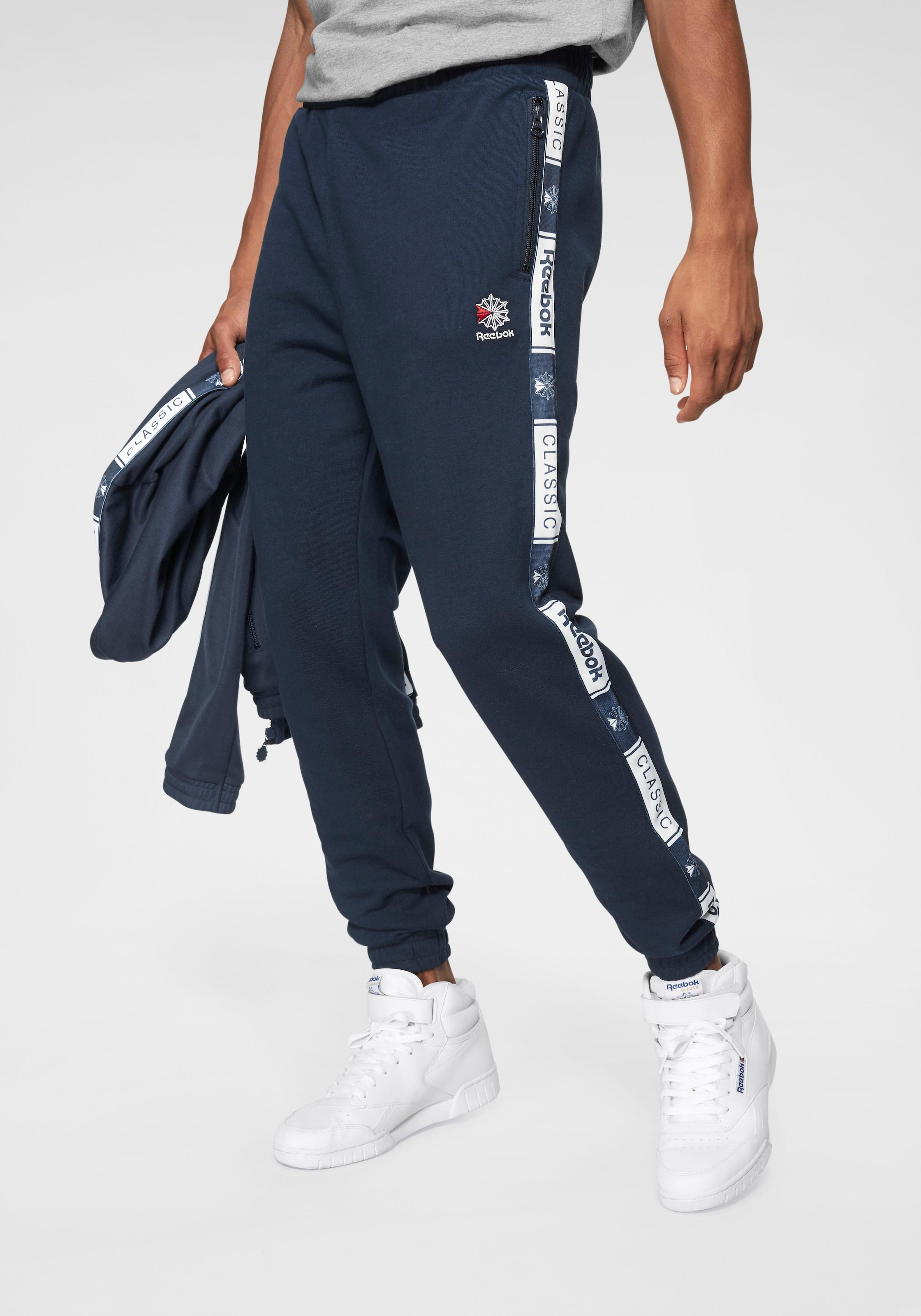 Reebok Classic Jogginghose »FT DIS PANT« ▷ kaufen   BAUR