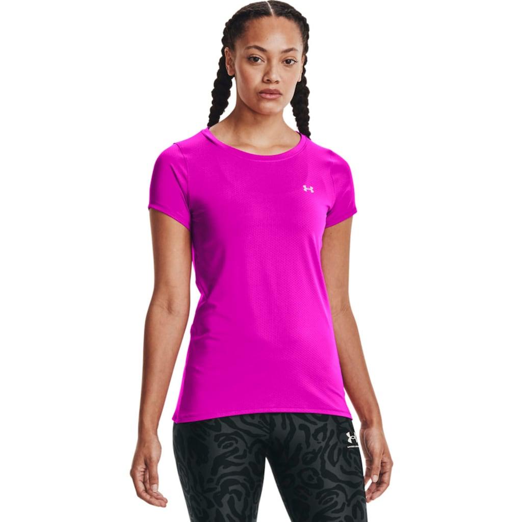 Under Armour® T-Shirt »HEATGEAR ARMOUR SHORT SLEEVE«