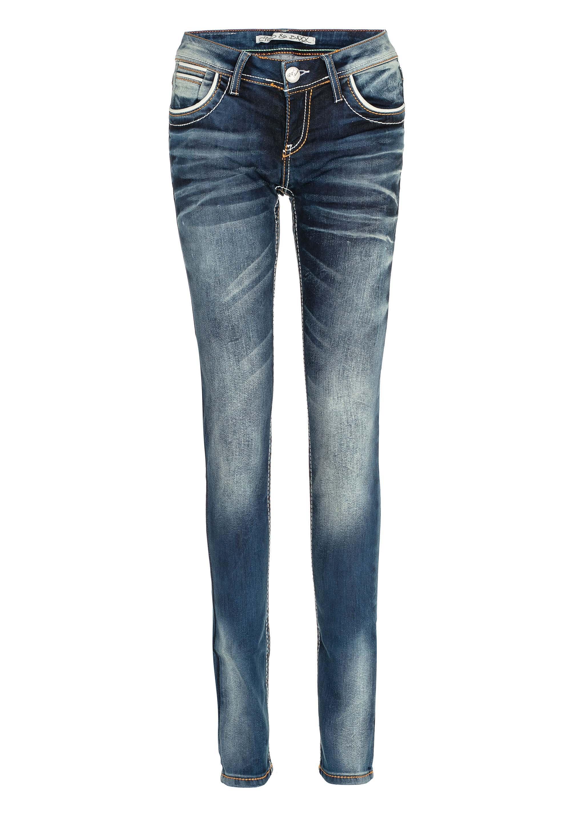 cipo & baxx -  Bequeme Jeans Nancy