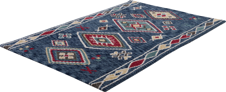 Teppich Vittoria 016 Gino Falcone rechteckig Höhe 15 mm handgetuftet