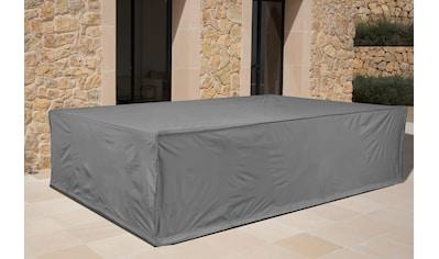 KONIFERA Gartenmöbel-Schutzhülle »Lorca de luxe«, für Loungeset, (L/B/H): ca. 197x181x75cm kaufen