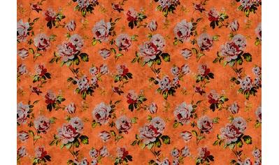 living walls Fototapete »Walls by Patel Wild Roses 2« kaufen