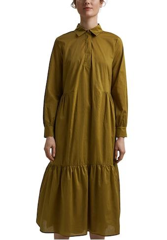 Esprit Collection Blusenkleid, mit Volants kaufen