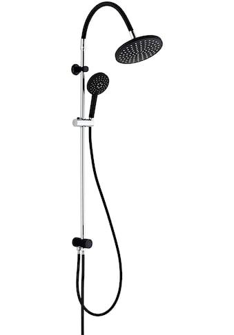 SCHÜTTE Duschsystem »MATAO RAIN«, Regendusche und Handbrause und flexibler Kopfbrause kaufen