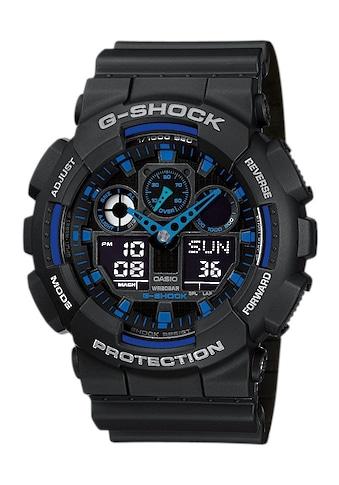 CASIO G-SHOCK Chronograph »GA-100-1A2ER« kaufen