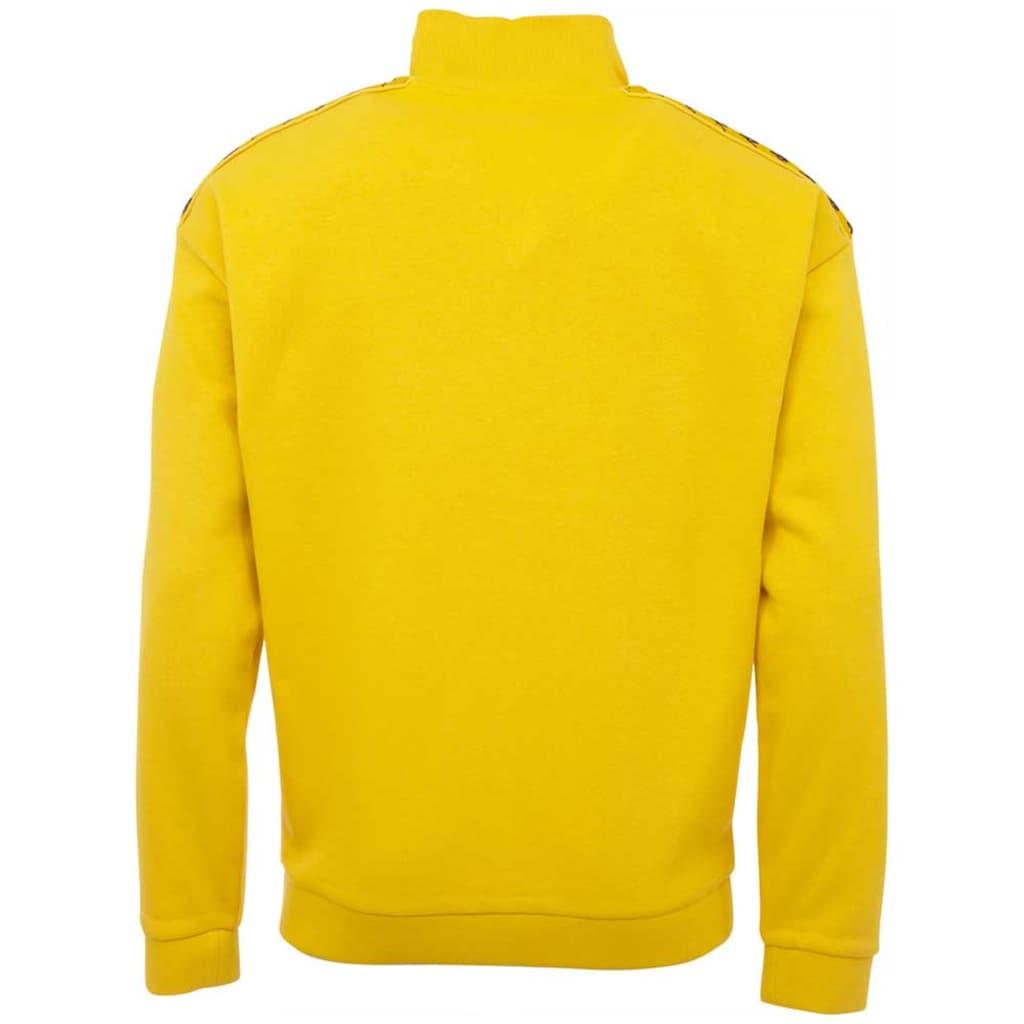 Kappa Sweatshirt »AUTHENTIC GREETER«, in sportlichem Half Zip Design<br />