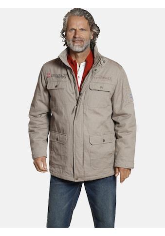Jan Vanderstorm Fieldjacket »VALDEMAR«, kernige Übergangsjacke kaufen