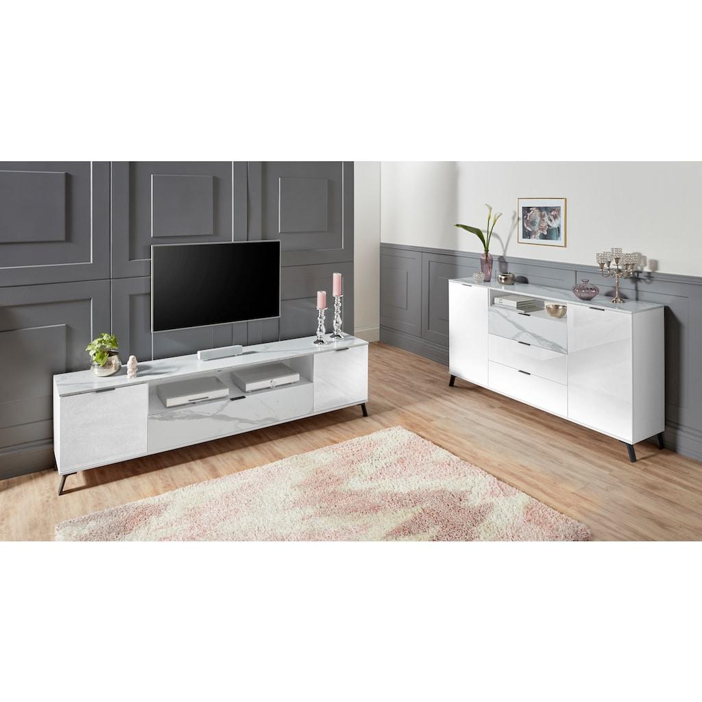 KITALY TV-Board »CASANOVA«, Breite ca. 220 cm