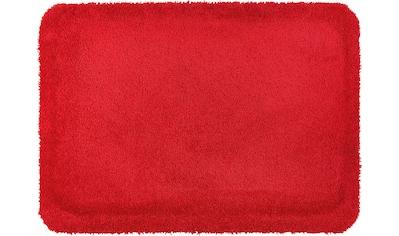 wash+dry by Kleen-Tex Fußmatte »Stand on Uni«, rechteckig, 21 mm Höhe, Fussabstreifer, Fussabtreter, Schmutzfangläufer, Schmutzfangmatte, Schmutzfangteppich, Schmutzmatte, Türmatte, Türvorleger kaufen