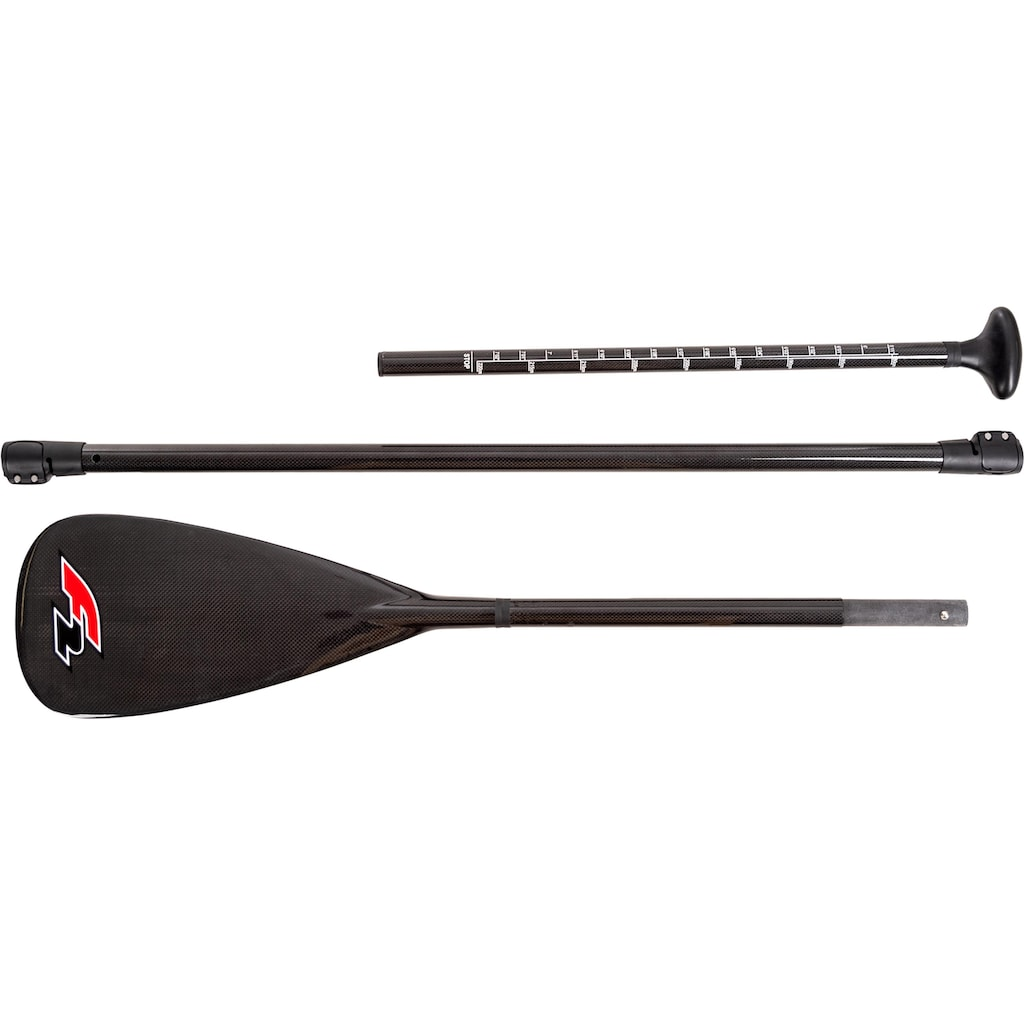 F2 SUP-Paddel »F2 Carbon Paddle Composite 3tlg«