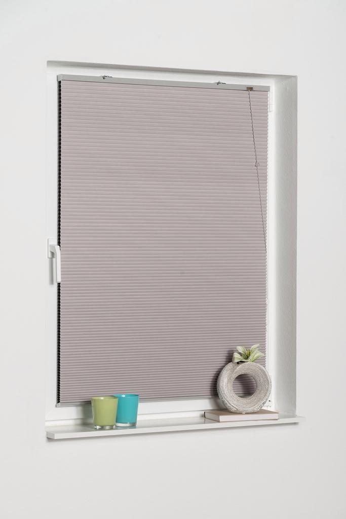 plissee klemmfix wabenplissee k home verdunkelnd ohne bohren freih ngend auf rechnung baur. Black Bedroom Furniture Sets. Home Design Ideas