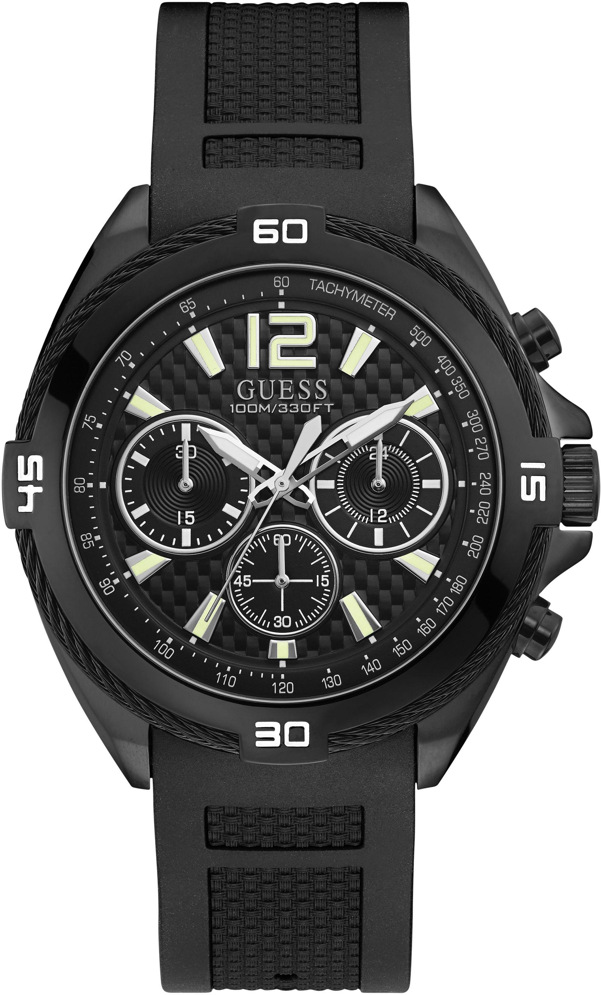 Guess Chronograph SURGE W1168G2   Uhren > Chronographen   Guess