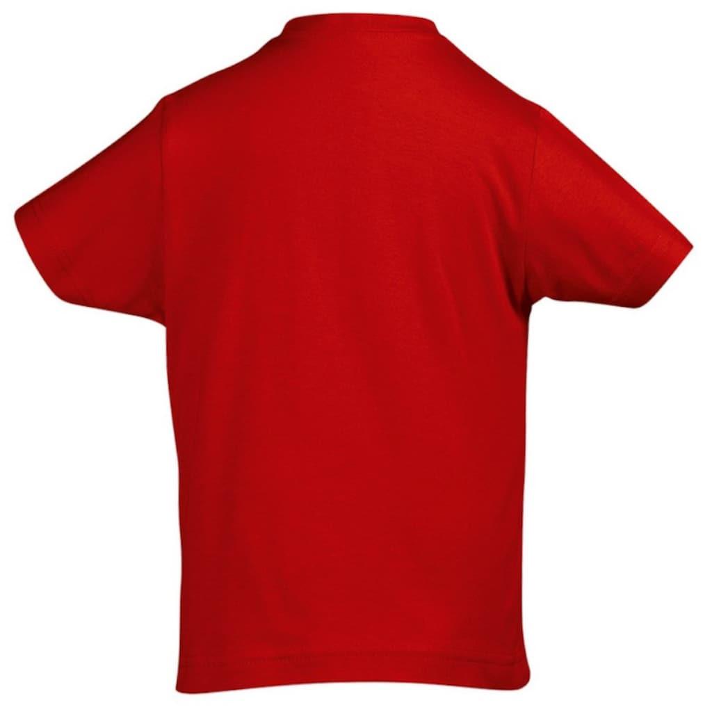 SOLS T-Shirt »Kinder Unisex Imperial, Baumwolle, Kurzarm«