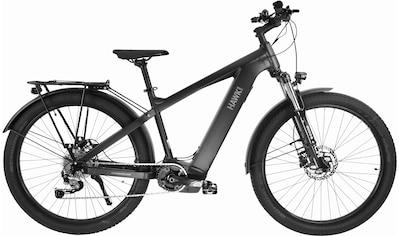 HAWK Bikes E - Bike »HAWK E - Urban SUV«, 9 Gang Shimano Alivio Schaltwerk, Mittelmotor 250 W kaufen