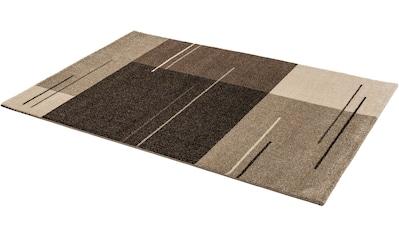 ASTRA Teppich »Samoa«, rechteckig, 20 mm Höhe, Kurzflor, Wohnzimmer kaufen