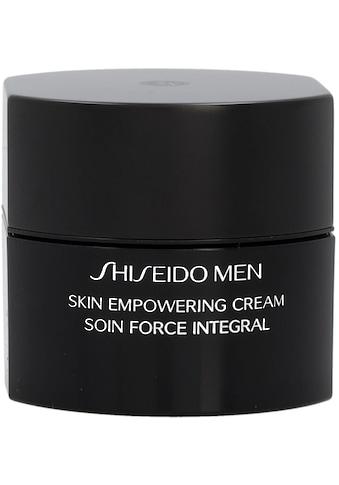 """SHISEIDO Gesichtspflege """"Men Skin Empowering Cream"""" kaufen"""