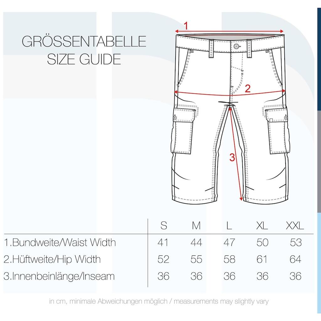 Blend Cargoshorts »Hannes«, kurze Hose mit zwei Cargo-Taschen